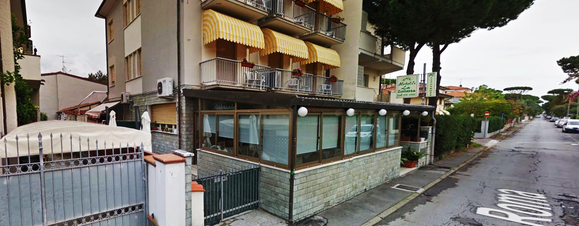 Hotel Ristorante La Terrazza - Nuova Gestione 2015